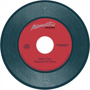 Crazy Talk Album disc art