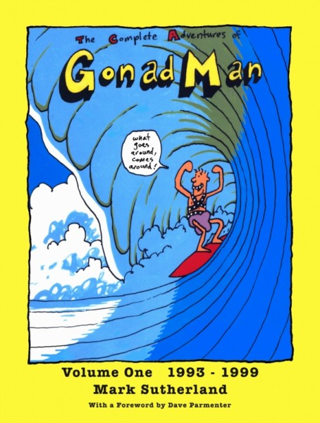 Gonad Man Front Cover