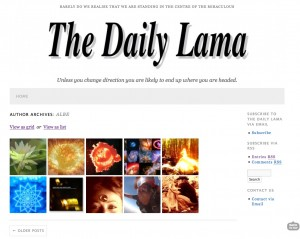 The Daily Lama