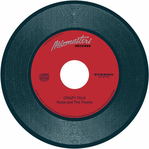 Crazy Talk disc art